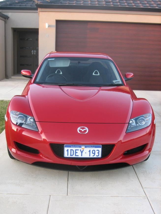 Mazda RX8 004
