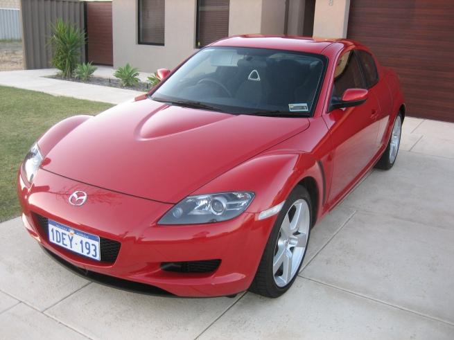 Mazda RX8 005